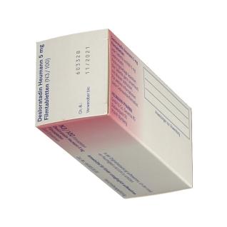 DESLORATADIN Heumann 5 mg Filmtabletten