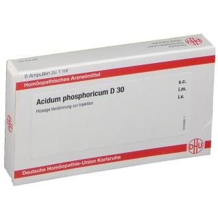 DHU Acidum Phosphoricum D30
