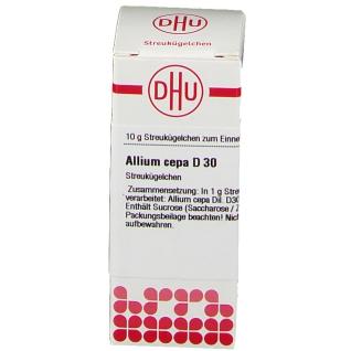 DHU Allium Cepa D30