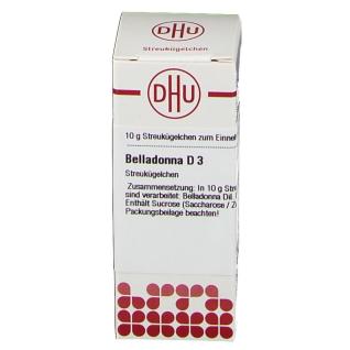 DHU Belladonna D3