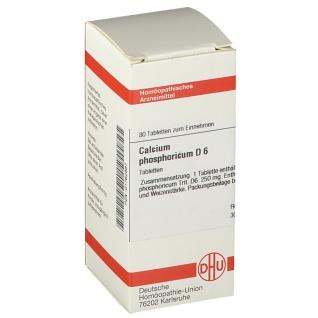 DHU Calcium Phosphoricum D6