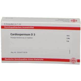 DHU Cardiospermum D3