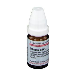 DHU Gelsemium D12