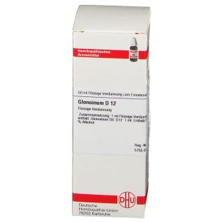 DHU Glonoinum D12