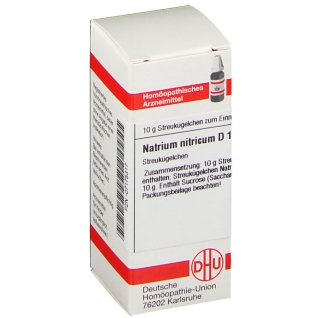 DHU Natrium Nitricum D12