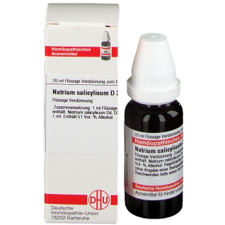 DHU Natrium Salicylicum D30