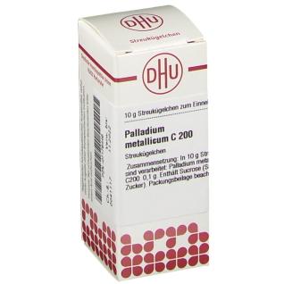 DHU Palladium Metallicum C200