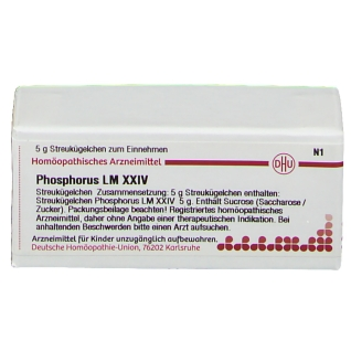 DHU Phosphorus LM XXIV
