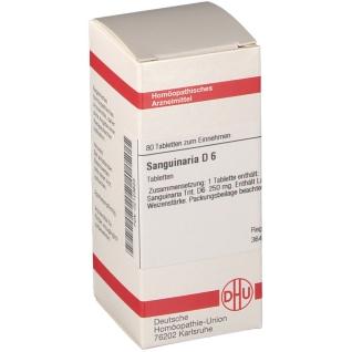 DHU Sanguinaria D6
