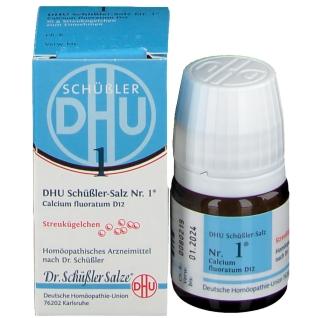 DHU Schüßler Nr. 1 Calcium fluoratum D12