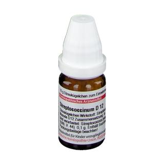 DHU Streptoccocinum D12
