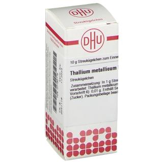 DHU Thallium Metallicum D10