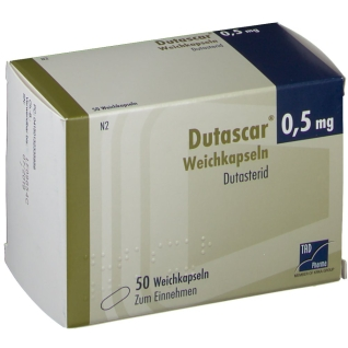 DUTASCAR 0,5 mg Weichkapseln