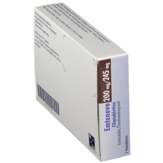 EMTENOVO 200 mg/245 mg Blister Filmtabletten