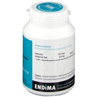 Endima® Zink 22 Kapseln