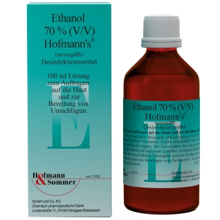 Ethanol 70% (v/v) Hofmann's ®