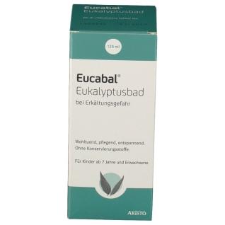 EUCABAL® Eukalyptusbad