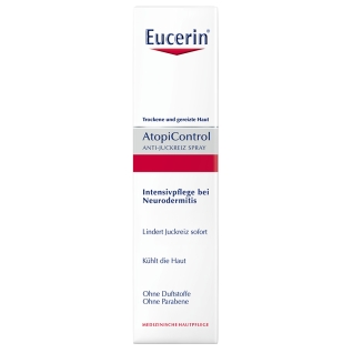 Eucerin® AtopiControl Anti-Juckreiz Spray für Neurodermitis