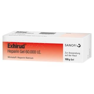 Exhirud® Heparin Gel 60 000 I.E.