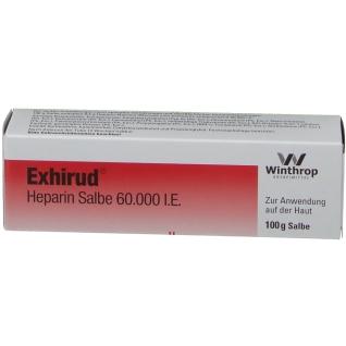 Exhirud® Heparin Salbe 60 000 I.E.