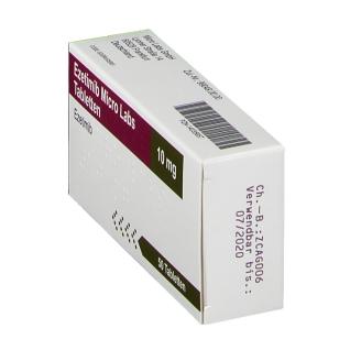 EZETIMIB Micro Labs 10 mg Tabletten
