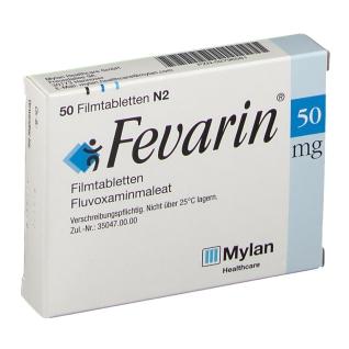Fevarin 50 mg Filmtabl.