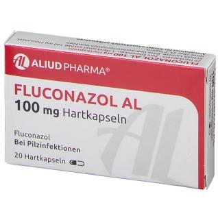 Fluconazol Al 100 mg Hartkapseln