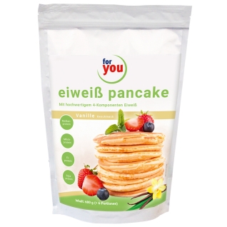 for you eiweiß Pancake vanille