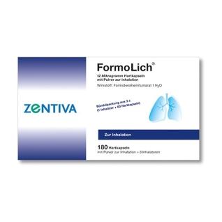 Formolich 12 µg Inhalationskapseln