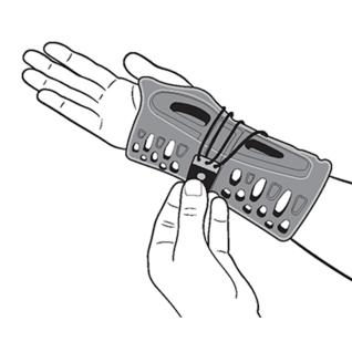 FUTURO® wasserfeste Handgelenkschiene rechts Gr. L-XL