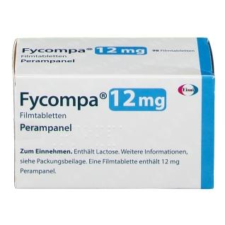 FYCOMPA 12 mg Filmtabletten