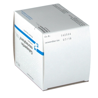 GABAPENTIN neuraxpharm 100 mg Kapseln