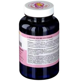 GALL PHARMA L-Arginin 400 mg GPH