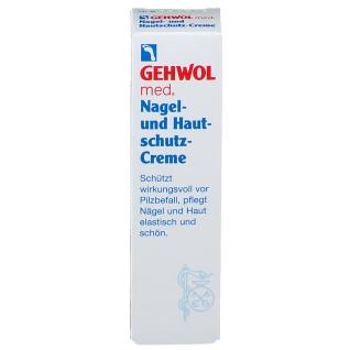 GEHWOL® med Nagel- und Hautschutz-Creme