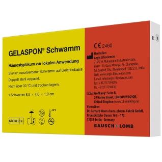 GELASPON® Strip 8,5 x 4 x 1 cm
