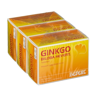 GINKGO BILOBA HEVERT® Tabletten