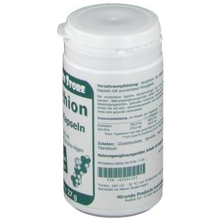 Glutathion 200 mg + Spirulina