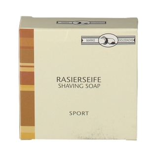 GOLDDACHS Rasierseife Sport