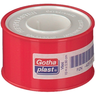 Gothaplast® Heftpflaster Vlies 2,5 cm x 10 m