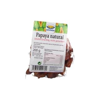 Govinda Papaya natural