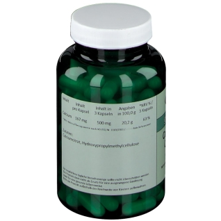 green line Calciumcitrat