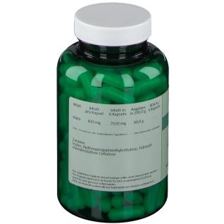 green line Inulin 420 mg