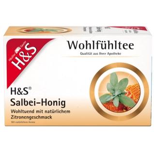 H&S Wohlfühltee Salbei-Honig mit Zitrone Nr. 59