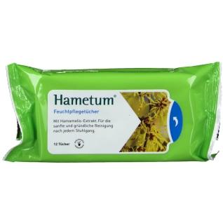 Hametum®-Feuchtpflegetücher