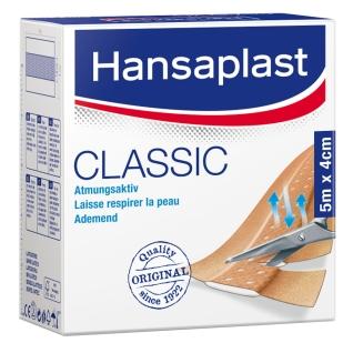 Hansaplast® Classic 5 m x 4 cm