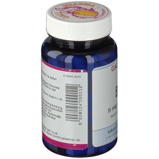 Hecht Biotin 5 mg GPH
