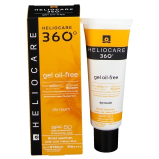 HELIOCARE® 360° Gel oil-free SPF 50