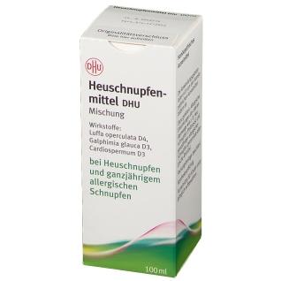 Heuschnupfenmittel DHU Mischung