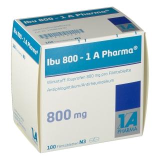 Ibu 800 1a Pharma Filmtabletten