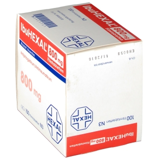IbuHEXAL® 800 mg Filmtabletten